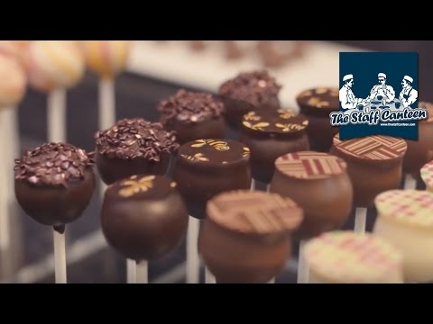 How to make and decorate chocolate truffles, with Callebaut Chocolate