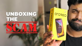 Krypton Phone Unboxing: Snapdragon 730 at ₹3,500?