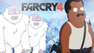 """Cleveland Plays: Far Cry 4! """"Yeti Confetti!"""""""