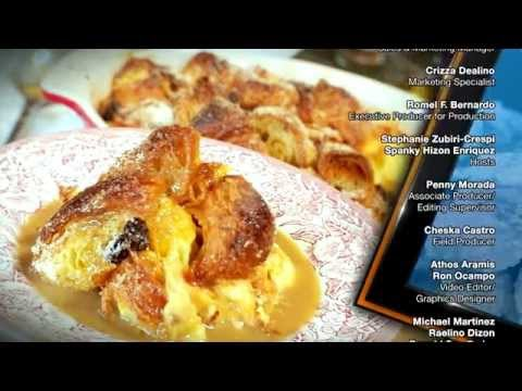 Croissant Bread and Butter Pudding with McCormick Vanilla, Nutmeg and Cinnamon