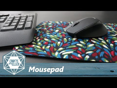 How to make a mousepad