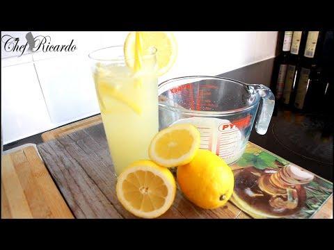Perfect Lemonade Recipe   Simply Recipes   Recipes By Chef Ricardo