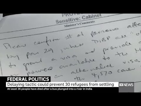 Scott Morrison asked ASIO to delay visa security checks for up to 700 asylum seekers