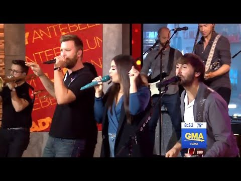 Lady Antebellum - You Look Good - LIVE