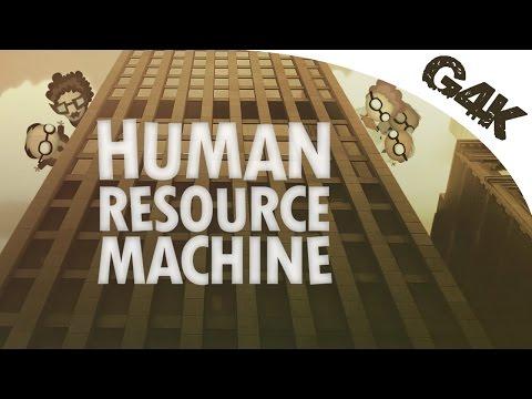 Welcome Employees  | Human Resource Machine