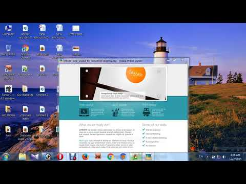 Html and css tutorial  How to create your own complete website
