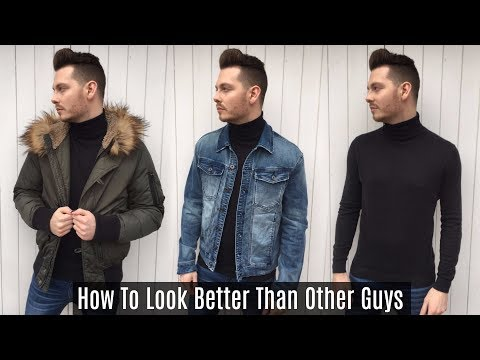 How To Build A Stylish Wardrobe For Winter 2017 - Mens Fashion Tips