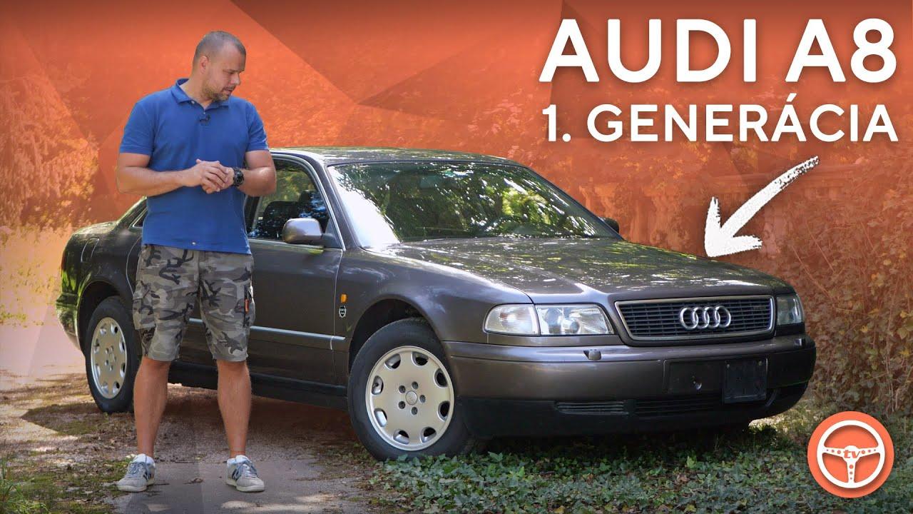 Aké je Audi A8 prvej generácie po rokoch? - volant.tv