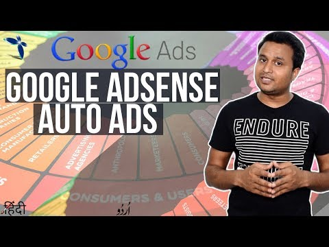 Google AdSense Auto Ads | Step By Step Guide To Setup And Increase Your revenue Upto 30% Hindi/Urdu