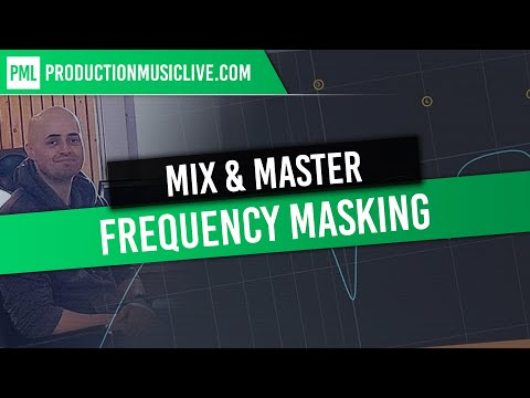 Frequency Masking - Insights and Pro Tips  [Ableton 10]