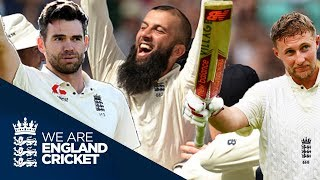 Unforgettable - The Best Test Moments Of The Summer