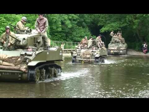 Armour and Embarkation 2016