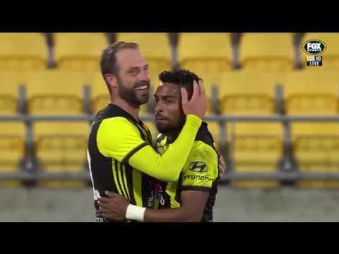 Hyundai A-League 2018/19 Round 26: Wellington Phoenix 3 - 2 Melbourne City FC
