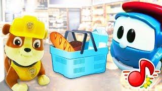 Download Видео про игрушки: Что купят Грузовичок Лева и Крепыш в Магазине? Video