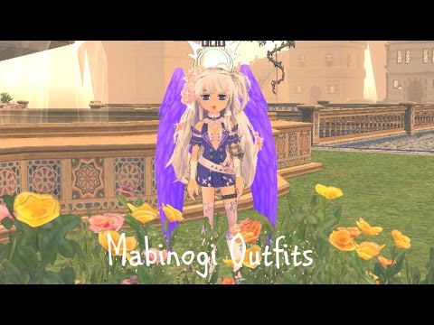 Mabinogi Girl Outfits ♥