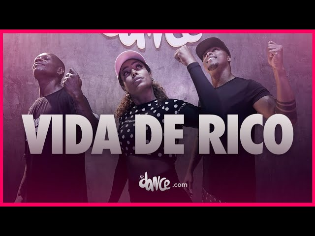 Download Vida De Rico - Camilo   FitDance (Coreografia)   Dance Video MP3 Gratis