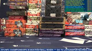 Rands for Sunday Funday AFC & NFC Champs 40 Box Mixer