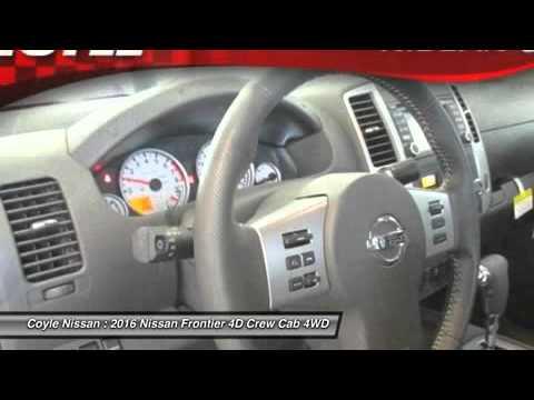 2016 Nissan Frontier N16027
