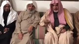 وزير الشؤون الاسلامية الشيخ صالح آل الشيخ أن تبنى مدرسة وقفية تحمل اسم الداعية عبدالعزيز التويجري