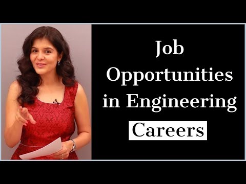 Careers in Engineering - Career Information & Job Opportunities in Engineering #ChetChat