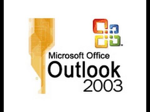 Outlook 2003 Pop3 Mail Kurulumu