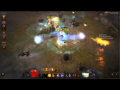 Reaper Of souls Adventure The cursed camp