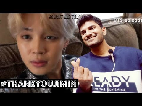 BTS JIMIN BEING CLUMSY (BTS REACTION) #THANKYOUJIMIN❤️