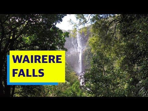 Vlog 4.1 - Wairere Falls