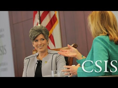 Global Hotspots and Security Challenges: A Conversation with Senator Joni Ernst (R-IA)