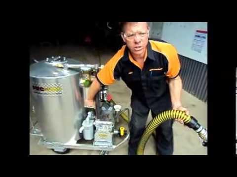 VTS Provac (R2D2) portable vacuum unit