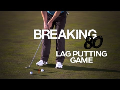 How to Break 80: Lag Putting Game-Breaking Bad Scores-Golf Digest