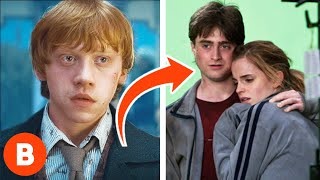 Strict Rules Harry Potter Actors Had To Follow