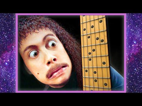 Kirk Hammett Learns Guitar