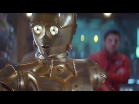 new scenes! - Star Wars: The Force Awakens   official international trailer #2 (2015) J.J. Abrams