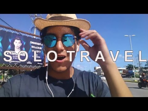 The Solo Traveller Lifestyle PT.1 (Mexico-Belize)