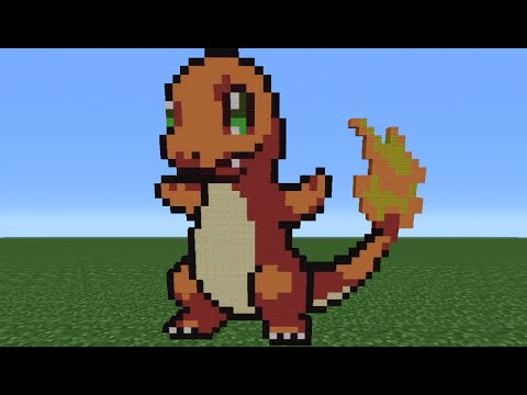 Minecraft Tutorial: How To Make Charmander