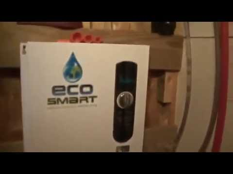 Ecosmart ECO 27 Electric Tankless Water Heater 240 Volts