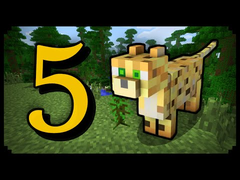 ✔ Minecraft: 5 Things You Didn't Know About the Ocelot
