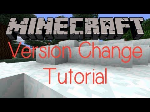 Change Your Minecraft Version Update   Minecraft Launcher Update   4slime