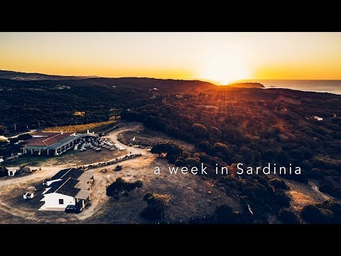 A Week In Sardinia // Travel Film