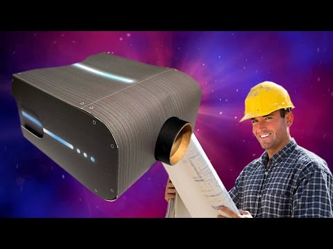 Tutorial : How to Build The Avon Smartphone Projector :o)