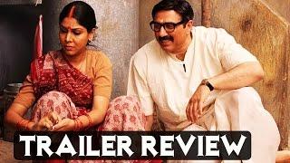 Mohalla Assi Trailer Releases   Sunny Deol, Ravi Kishan, Sakshi Tiwari