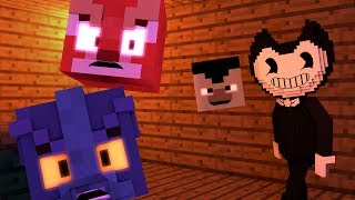Bendy and The Ink Machine Animated! (Minecraft Animation)