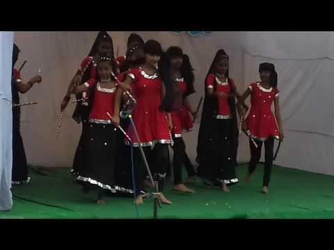 Dandiya dance in gujrati culture