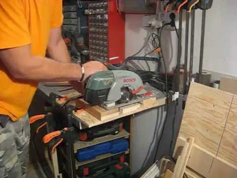 homemade miter saw out of circular saw