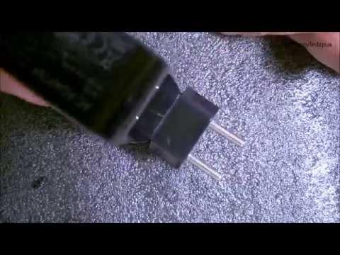 Asus ремонт зарядного устройства. / charger repair