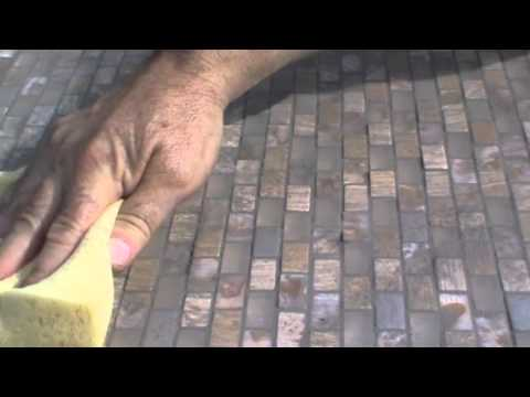 How to Remove Grout and Cement Residues
