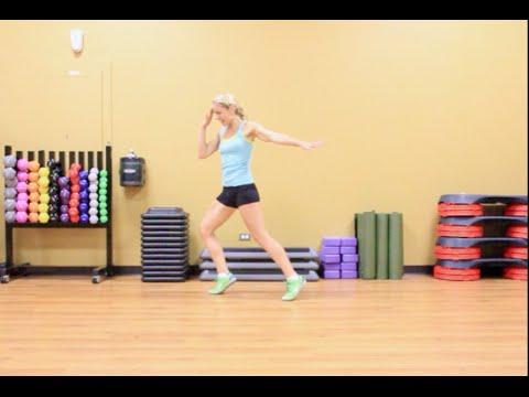 Zumba Choreography to Beyoncé - Grown Woman