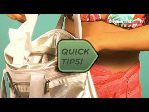 Quick Tips: How to Remove Suntan Lotion from Your Swimsuit