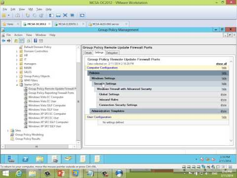 21 B  Group policy Scope&GPO